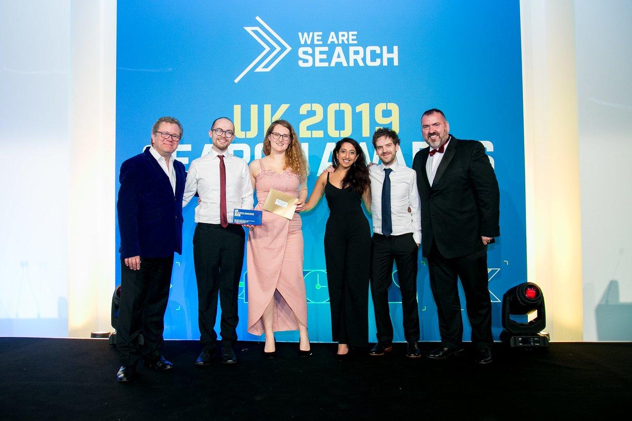 UK Search Awards