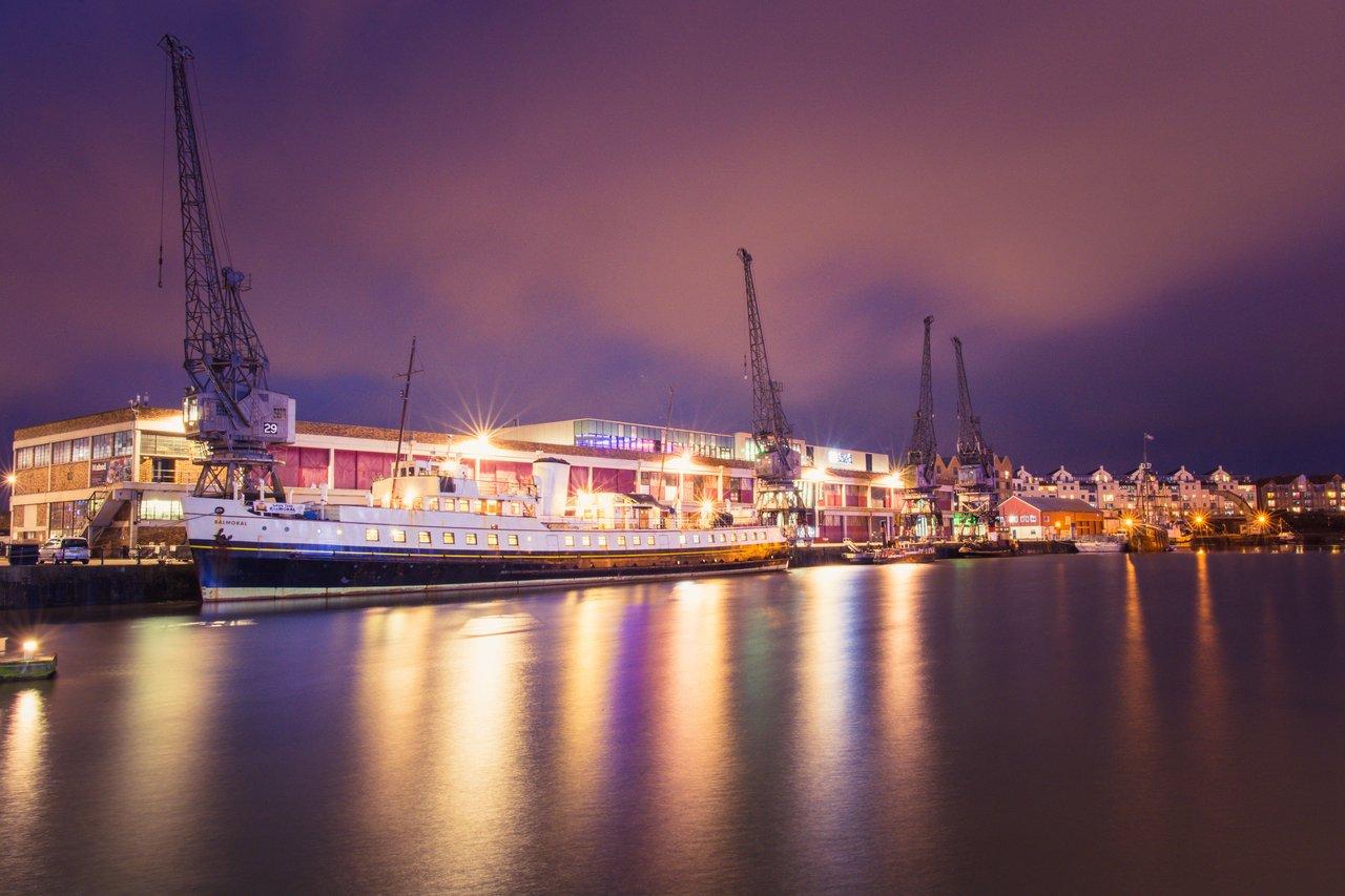 Bristol By Night