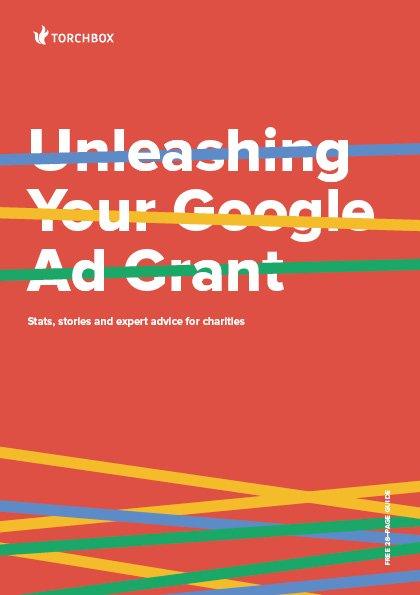 Google Ad Grant Guide Cover